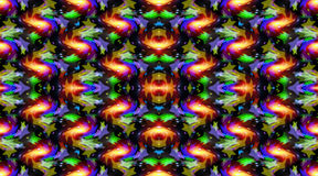 Abstract computer art. Digital art Royalty Free Stock Images