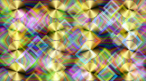 Abstract computer art. Digital art Stock Image
