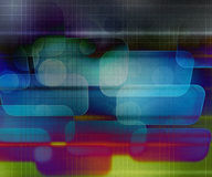 Abstract Computer Data Background Stock Images