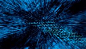 Abstract concept als achtergrond moderne technologie stock afbeeldingen