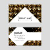 Abstract concept  monochrome geometric pattern. Black and white minimal background. Creative illustration template. Seamless Stock Photo