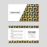 Abstract concept  monochrome geometric pattern. Black and white minimal background. Creative illustration template. Seamless Royalty Free Stock Images