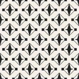 Abstract concepten vector zwart-wit geometrisch patroon Zwart-witte minimale achtergrond Creatief illustratiemalplaatje Stock Foto's