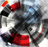 Abstract conceptual digital computer technology business backgro. Science futuristic internet high computer technology business background Stock Image