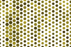 Abstract conceptual hexagon pattern. Details, repeat, art & canvas. Abstract conceptual hexagon pattern. Good for web page, graphic design, catalog, texture or Royalty Free Stock Images