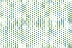 Abstract conceptual hexagon pattern. Drawing, mosaic, illustration & graphic. Abstract conceptual hexagon pattern. Good for web page, graphic design, catalog Royalty Free Stock Photography