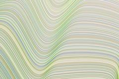 Abstract conceptueel geometrisch lijn, kromme & golfpatroon Digitaal, illustratie, malplaatje & achtergrond vector illustratie