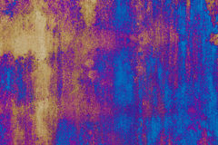 Abstract concrete rusty wall texture grunge background Royalty Free Stock Photo