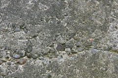 Abstract concrete texture. Abstract stone texture cracked and broken in grey Royalty Free Stock Images