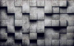 Abstract concrete wall Royalty Free Stock Image