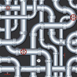 Abstract Conduit Royalty Free Stock Photo
