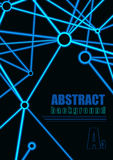 Abstract Connection Background Stock Photos
