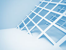 Abstract construction architecture design background Stock Photos