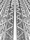 Abstract Constructions Vector 146 Royalty Free Stock Photo