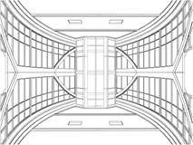 Abstract Constructions Vector 15 Royalty Free Stock Photos