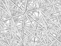 Abstract Constructions Vector Royalty Free Stock Images