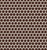 Abstract cookies cream pattern wallpaper Stock Images