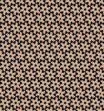 Abstract cookies cream pattern wallpaper Royalty Free Stock Images