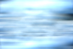 Abstract cool blue background. Blur stock photo