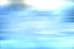 Abstract cool blue background Stock Images