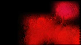 Abstract Cool Red Glass Effect Paint Background. Beautiful elegant Illustration graphic art design royalty free stock photo
