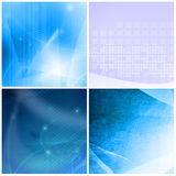 Abstract Cool waves Stock Photos