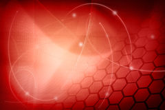 Abstract Cool red Royalty Free Stock Image