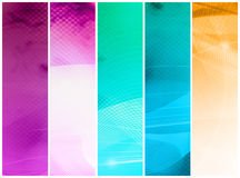 Abstract Cool waves Royalty Free Stock Photography