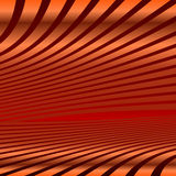 Abstract copper stripe background Royalty Free Stock Photo