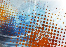 Abstract corporate colorful grunge background Stock Image