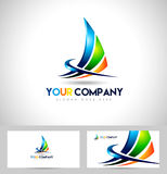 Abstract Corporate Logo Royalty Free Stock Photo