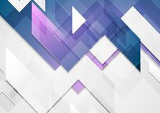 Abstract corporate technology background Royalty Free Stock Images