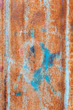 Abstract corroded colorful grunge background iron rusty artistic Royalty Free Stock Images