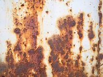Abstract corroded colorful rust Royalty Free Stock Images