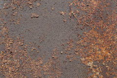 Abstract corroded colorful rusty metal background, rusty metal texture Stock Photography