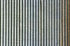 Abstract corrugated background. An abstract background created by corrugated metal Stock Photo