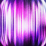 Abstract cosmic background. Fantastic abstract background of bright pink stripes Royalty Free Stock Photo