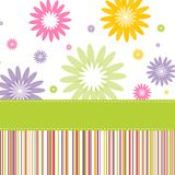 Abstract cover. Greeting card. Colorful graphic illustration Royalty Free Stock Image