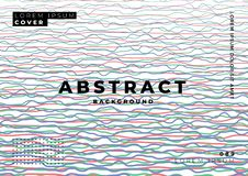 An abstract cover background perfect for your project graphic design royalty free illustration
