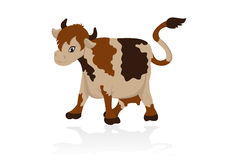 Abstract cow Stock Images