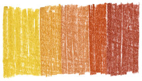 Abstract crayon background Royalty Free Stock Photography