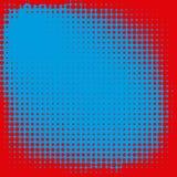 Abstract Creatief van de het pop-artstijl van de concepten vectorstrippagina leeg de lay-outmalplaatje met van wolkenstralen en p Royalty-vrije Stock Afbeeldingen