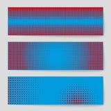 Abstract Creatief van de het pop-artstijl van de concepten vectorstrippagina leeg de lay-outmalplaatje met van wolkenstralen en p Royalty-vrije Stock Foto's