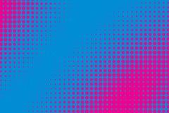 Abstract creatief van de het pop-artstijl van de conceptenstrippagina leeg de lay-outmalplaatje met wolkenstralen en geïsoleerd p stock illustratie