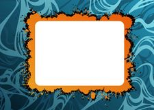 Abstract creative background. Drawing Stock Photo