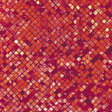 Abstract creative background from mirror mosaic. Stock Photography