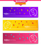 Abstract creative concept vector background for Web and Mobile Applications, Illustration template design, business Stock Photos