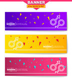 Abstract creative concept vector background for Web and Mobile Applications, Illustration template design, business Stock Photo