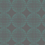 Abstract Creative concept vector pattern background of geometric shapes the lines connected to points. Polygonal design Royalty Free Stock Photo