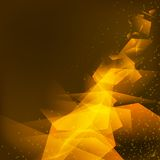 Abstract Creative dynamic element, light lines. Abstract eps10. Creative dynamic element, light lines royalty free illustration
